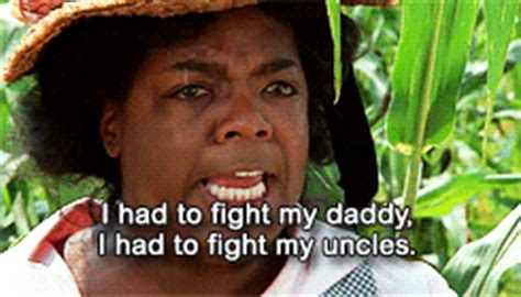 color purple quotes all my had fight all my i had to fight quotes