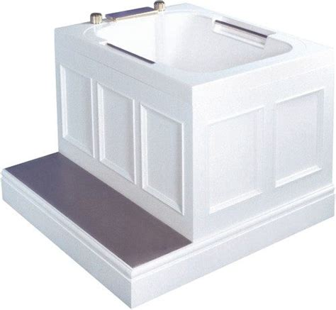 Deep Soaker Bathtubs Traditional Deep Soaking Tub Imersa Deep Soaking Bath