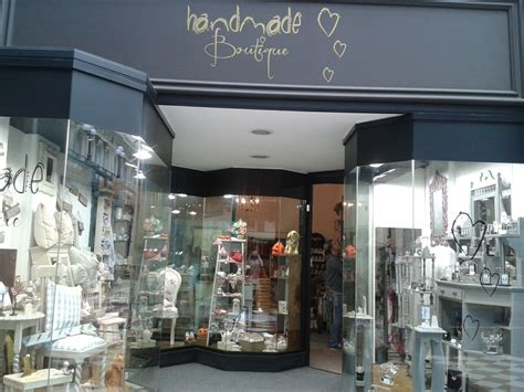 Handcrafted Shop - handmade boutique birmingham