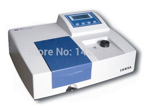 spectrophotometer lab report sle visible spectrophotometer lab equipment 360 1000nm 4 nm