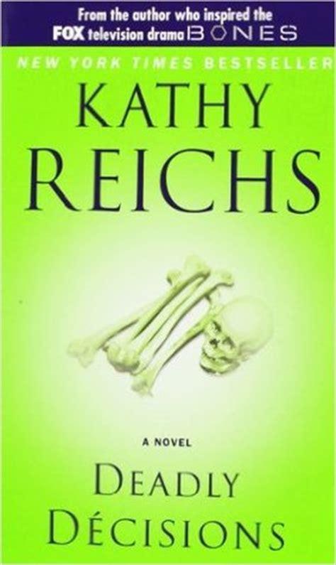 lire format djvu docx deadly decisions author kathy reichs origineel ne