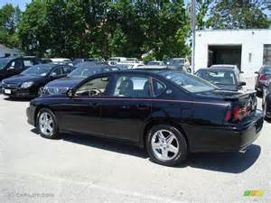 2005 black chevrolet impala ss supercharged 11771061