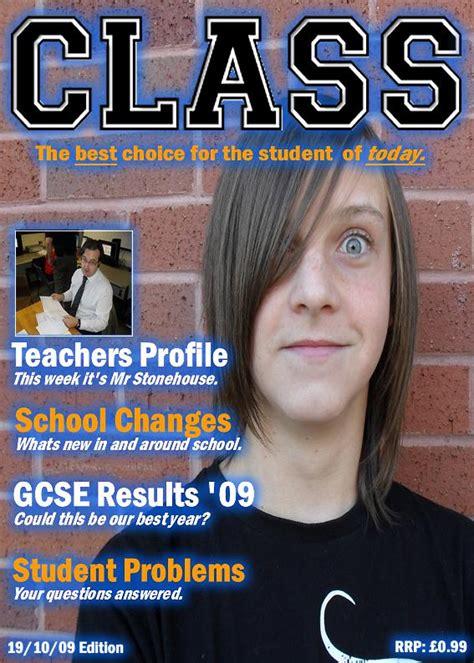 cover design of school magazines melba torgbor october 2011