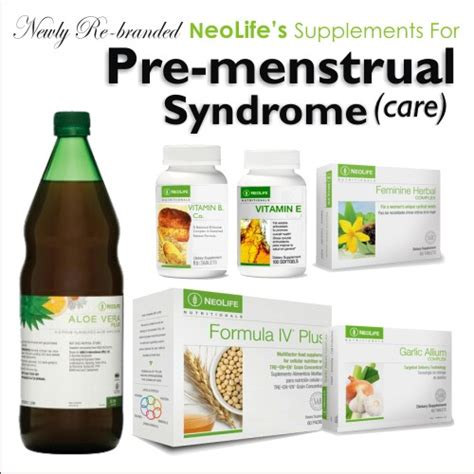 best supplements for pms mood swings neolife supplements for pre menstrual syndrome care