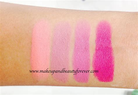 l shades on line all maybelline color show matte lipstick review shades