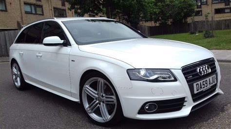 Audi A4 S Line 2010 by 2010 Audi A4 Avant S Line Diesel 2 0 Tdi Manual In