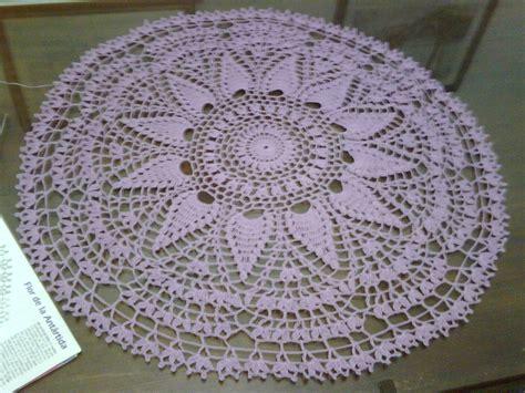 carpeta de crochet patron es carpetas a crochet con patrones imagui