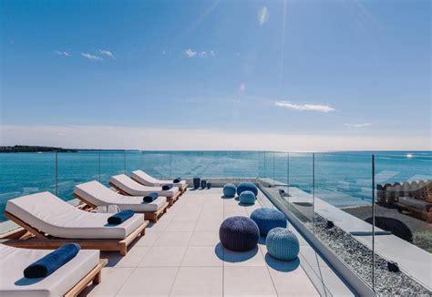 terrazzi sul mare casa di vacanza in croazia terrazza sul mare