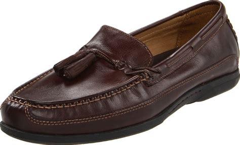 johnston and murphy tassel loafers johnston murphy trevitt tassel loafer in brown for