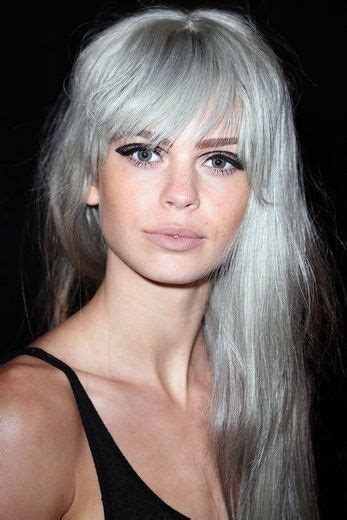 hair colours and styles spring 2015 2015 spring and summer hair color trends silver hair 3