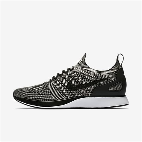 Sepatu Nike Zoom Flyknit Navy nike air zoom flyknit racer pale grey black