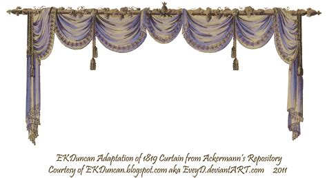 Window Treatment For Bow Window ekduncan my fanciful muse regency ladies with a curtain