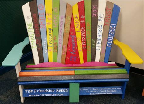 friendship benches about us press releases and news leader s donates