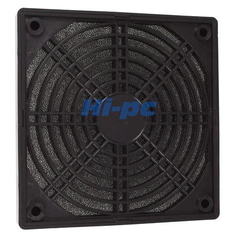 pc fan dust filter 2 215 dustproof 120mm case fan dust filter for computer pc ebay