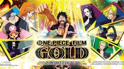 film anime one piece terbaru movie one piece gold siap bersaing dengan movie kimi no na