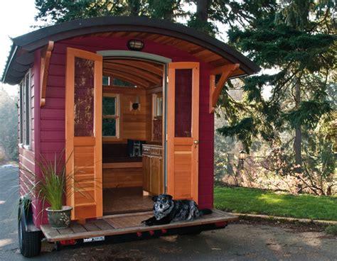 Tumbleweed Tiny House Trailer by Don Vardo Micro House By Pad Tiny House Design
