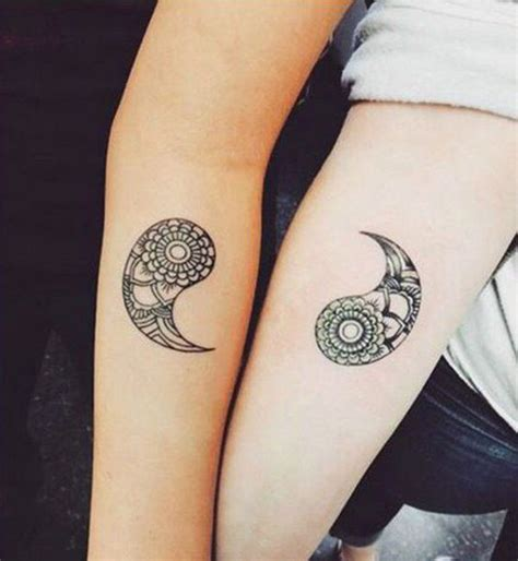 symbol tattoos for couples 30 ideas symbols couples and