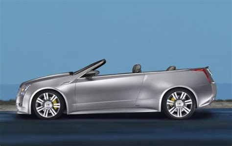 cadillac cts coupe convertible news top speed