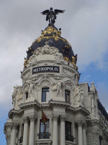 banco espana madrid banco de espana photo