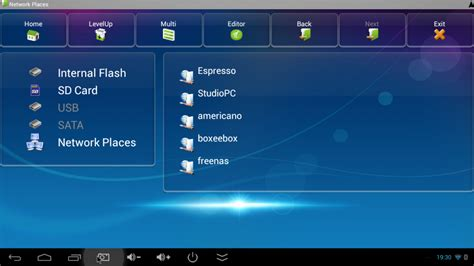 view android screen on pc android mini pc review the gadgeteer