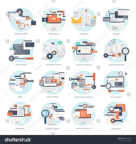 software development design and coding with patterns debugging unit testing and refactoring books programming coding backgroundflat designprogram source