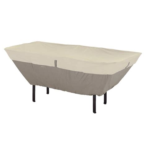 Amazon Com Classic Accessories Belltown Outdoor Patio Table Cover