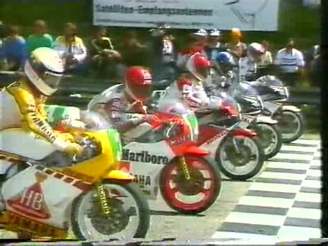 Motorrad Anmelden In Sterreich by 1986 Salzburgring 214 Sterreich 250ccm Motorrad Grand Prix