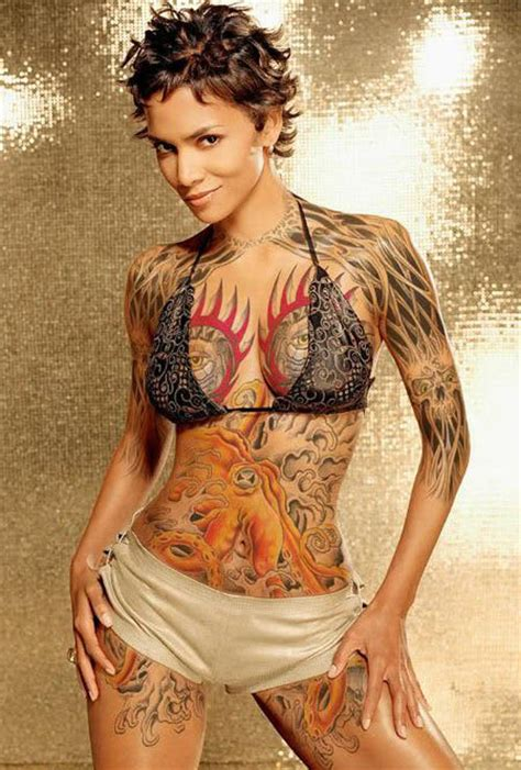 Tattoo Body Paint | tattoo body painting tattoo body painting