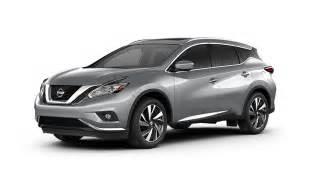 Silver Nissan Murano 2015 Nissan Murano Platinum Brilliant Silver Details