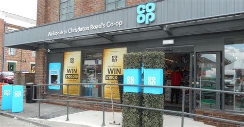 co op department store new chester co op opens with chance to win 163 100 000