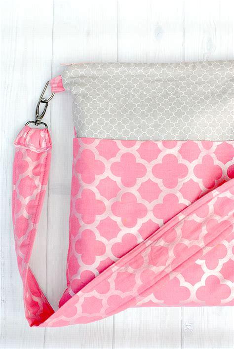 easy tote bag pattern with zipper cute zipper tote bag tutorial