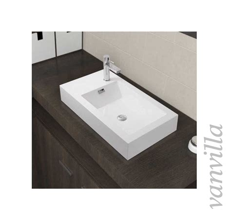 gussmarmor waschbecken handwaschbecken waschtisch gussmarmor waschbecken aufsatz