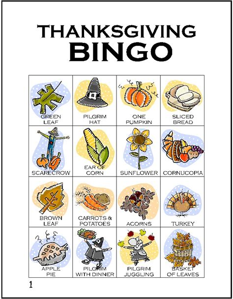 printable thanksgiving bingo cards free thanksgiving printables all for the boys