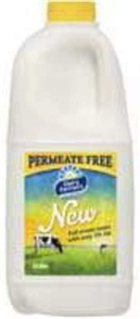 dairy farmers new light milk permeate free coles