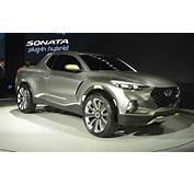 Why Hyundai Will Build The Santa Cruz Pickup &187 AutoGuide