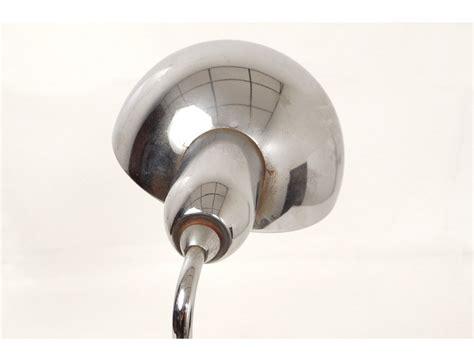 Lampe de bureau design Jumo 600 chrome french lamp XXème
