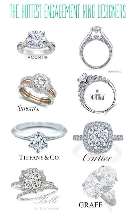 best 25 engagement ring brands ideas on
