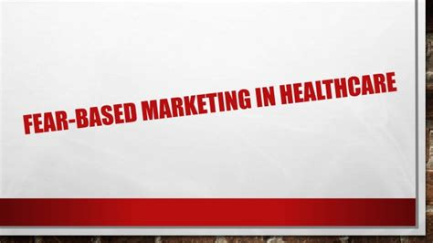 Mba Marketing In Gulf Countries by Mike Valkenburg Mba 592 Fear In Marketing
