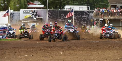 ama atv motocross schedule prox atv motocross national chionship announces 2016