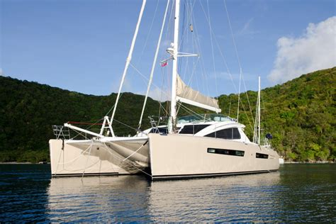 catamaran refit cost sailing vacations for couples carefree yacht charters 174