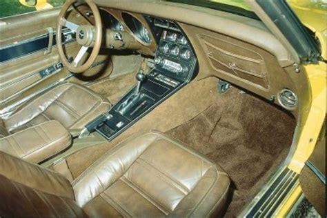 77 Corvette Interior Kits by 1977 Corvette Howstuffworks