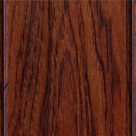 home legend scraped hickory tuscany 3 4 in thick x 4