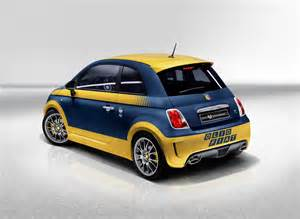 2014 Fiat 500 Convertible 2014 Fiat 500 Abarth Top Auto Magazine
