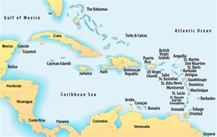 Caribbean Island Map by Map Of The Caribbean Islands Click To Enlarge Pictures To