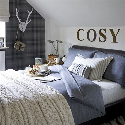 cosy teenage bedroom ideas boy s cosy textural bedroom teenage boy s bedroom ideas