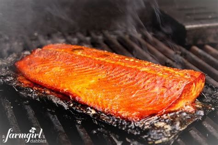 blake s sweet and smoky grilled salmon recipe