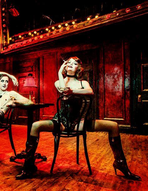 emma stone in cabaret cabaret emma stone photo 37778438 fanpop