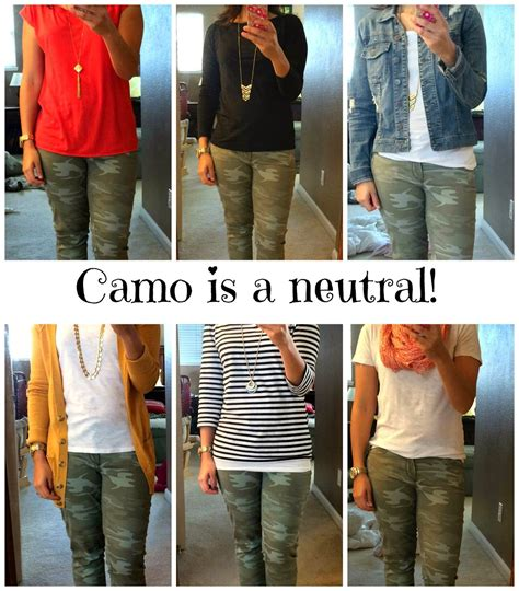 what colors go with camo a bit of cheer camo is a neutral me camo