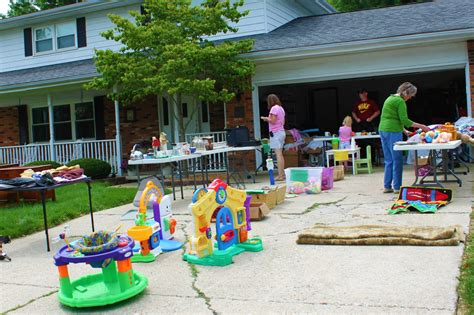 Backyard Yard Sales What Of Daycare Supplies The Daycare Centres Should