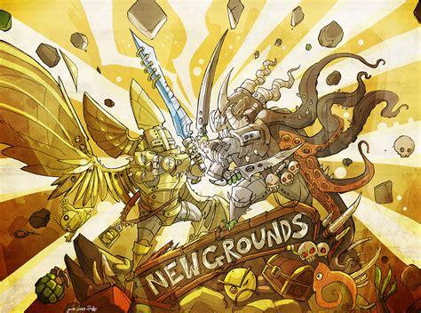 ne cgrounds newgrounds calendar madness by jouste on deviantart